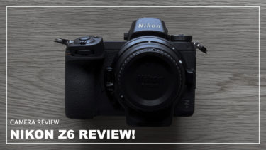 Nikon ミラーレス  Z6レビュー!瞳AF搭載!作例