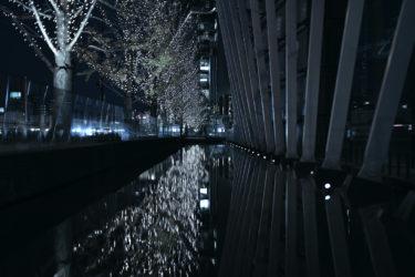 夜の大阪スナップ Z7Ⅱ【NIKKOR Z 50mm f/1.2 S作例】