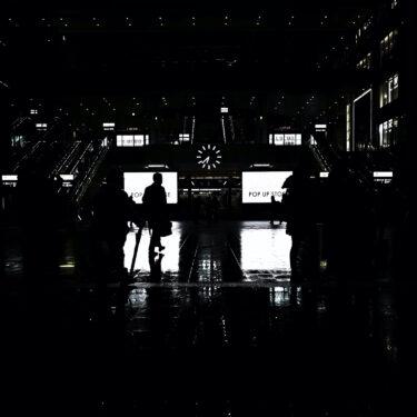 雨の大阪駅【Z7Ⅱ+NIKKOR Z 14-24mm f/2.8 S】【静止画・動画】